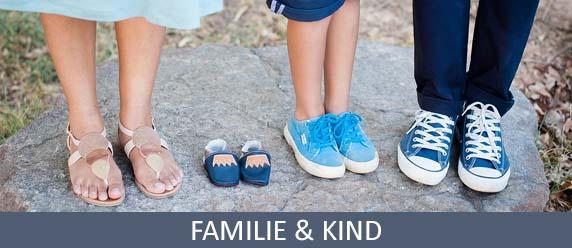 Familie und Kind